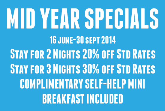 Accommodation-Specials