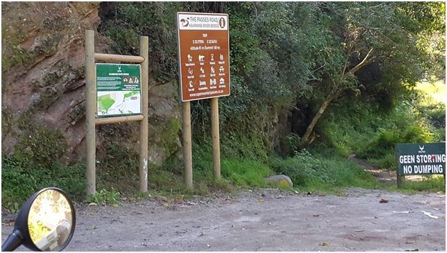 Kaaimans-Pass