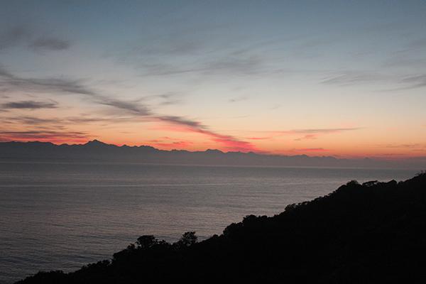 Tsitsikamma-sunrise