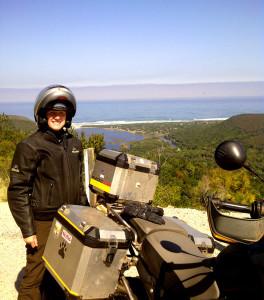 Motorbike-Garden-Route