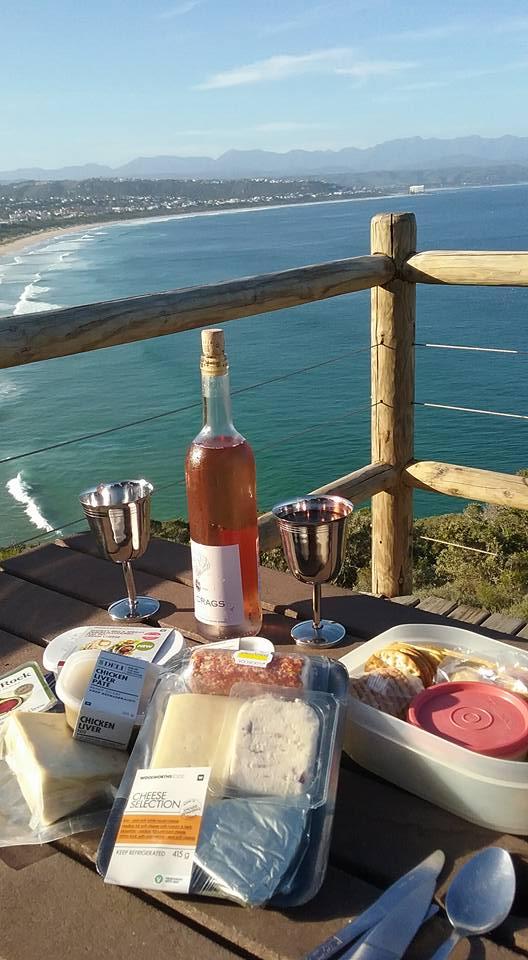 picnic on Robberg